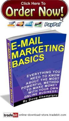 Product picture E-Mail Marketing Basics