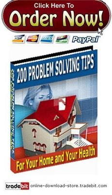 Product picture 200 Home And Health Problems At Your Fingertips