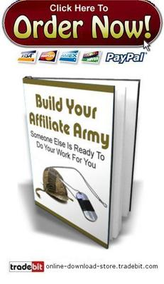Product picture Affiliate Army