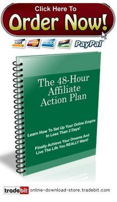 Product picture The 48 Hour Affiliate Action Plan