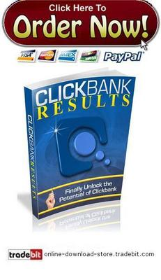 Product picture Clickbank Results