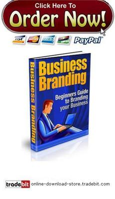 Product picture Beginners Guide to Branding Your Business