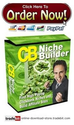 Product picture Clickbank Niche Builder