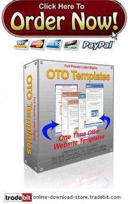 Product picture One Time Offer Templates