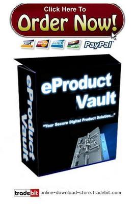 Product picture Eproduct Vault