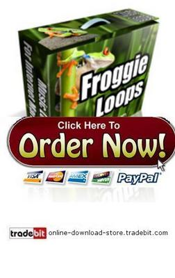 Product picture Froggie Loops Unrestricted PLR
