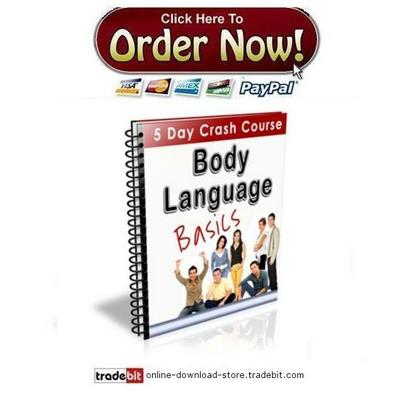 Product picture Body Language Basics Crash Course