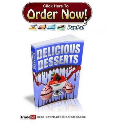 Product picture Delicious Desserts