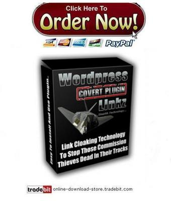 Product picture Wordpress Covert Linkz
